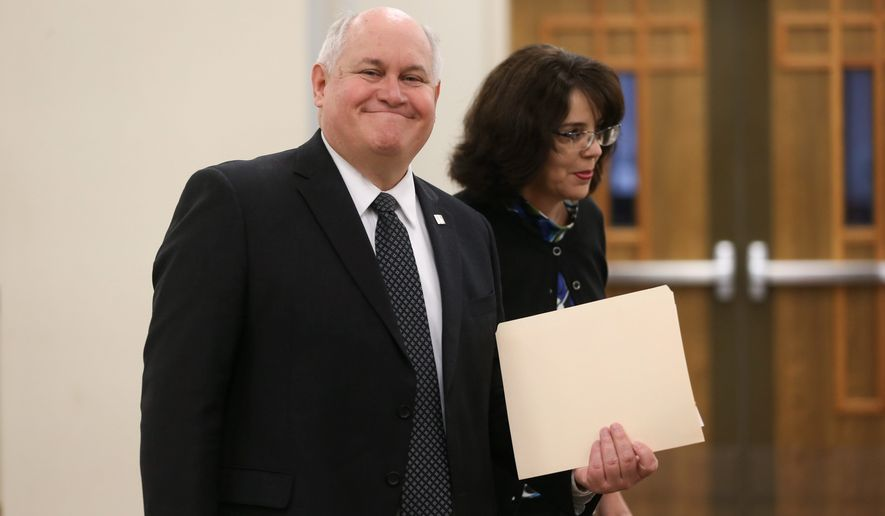 Republican Ron Estes won narrowly in a special election in Kansas' 4th district on Tuesday. The special election was held to fill the seat vacated by CIA Director Mike Pompeo. Democrats are saying that the narrow victory is a sign of backlash against the GOP. (Associated Press)