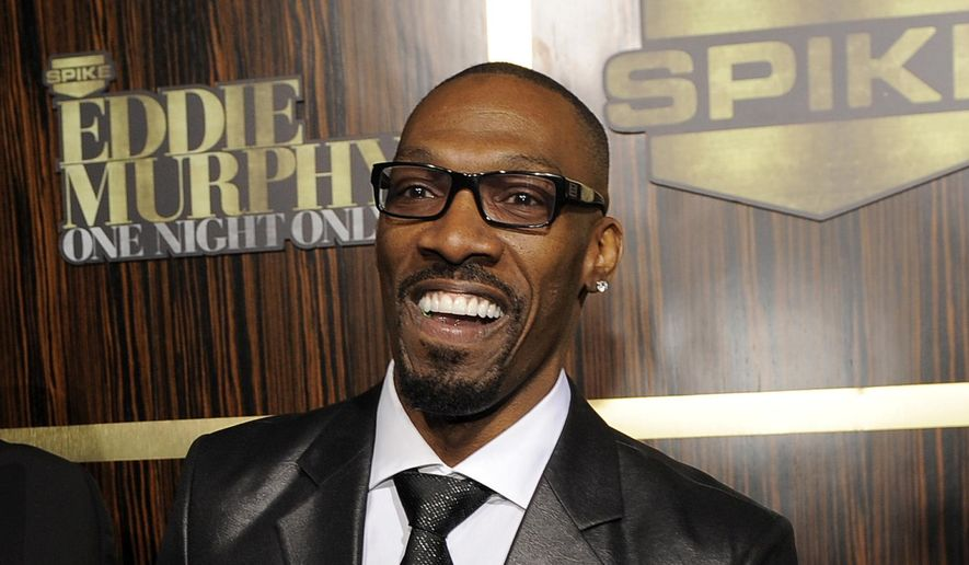 "In this Nov. 3, 2012, file photo, comedian Charlie Murphy appears at ""Eddie Murphy: One Night Only,"" a celebration of Murphy's career in Beverly Hills, Calif. Murphy, older brother of actor-comedian Eddie Murphy, died Wednesday, April 12, 2017 of leukemia in New York. He was 57. (Photo by Chris Pizzello/Invision/AP, File)"