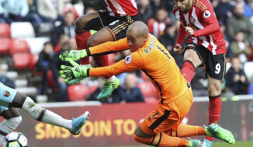 Borini Gives Sunderland Lifeline By Clinching West Ham Draw
