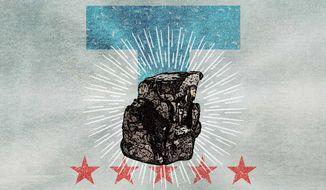 Trump's Coal Comeback Illustration by Greg Groesch/The Washington Times