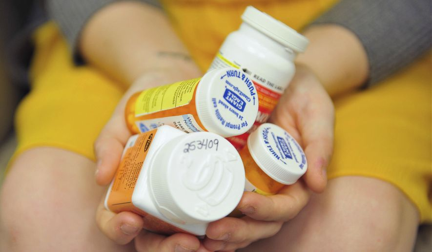 After years of playing catch-up and watching the death toll mount, public health professionals said it's time to try to get ahead of the opioid epidemic. (Associated Press/File)