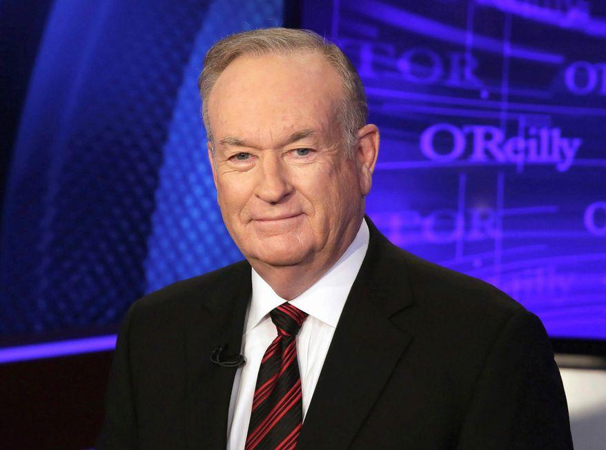 Bill O'Reilly (Associated Press)