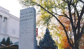 The student government at Western Kentucky University on Tuesday voted in favor of giving free tuition to black students. (Wikipedia)