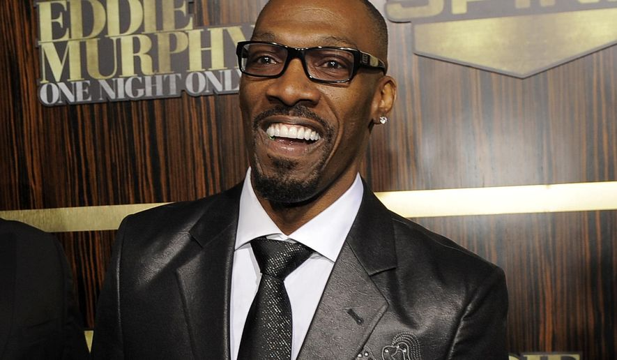 """FILE- In this Nov. 3, 2012 file photo, comedian Charlie Murphy appears at """"Eddie Murphy: One Night Only,"""" a celebration of Murphy's career in Beverly Hills, Calif. Comedian Cedric the Entertainer said on Instagram that Murphy was laid to rest April 19, 2017, a week after his death following a battle with leukemia. (Photo by Chris Pizzello/Invision/AP, File)"""