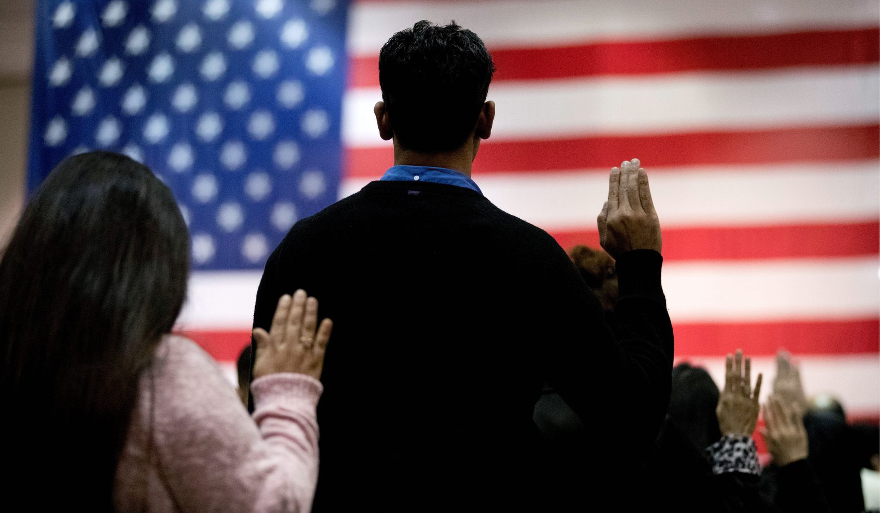 Naturalization delay prevents new citizens from voting