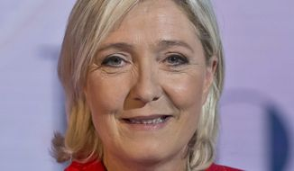 Marine Le Pen (Associated Press)