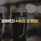 Screen capture from Guinness' official website. (Guiness.com)