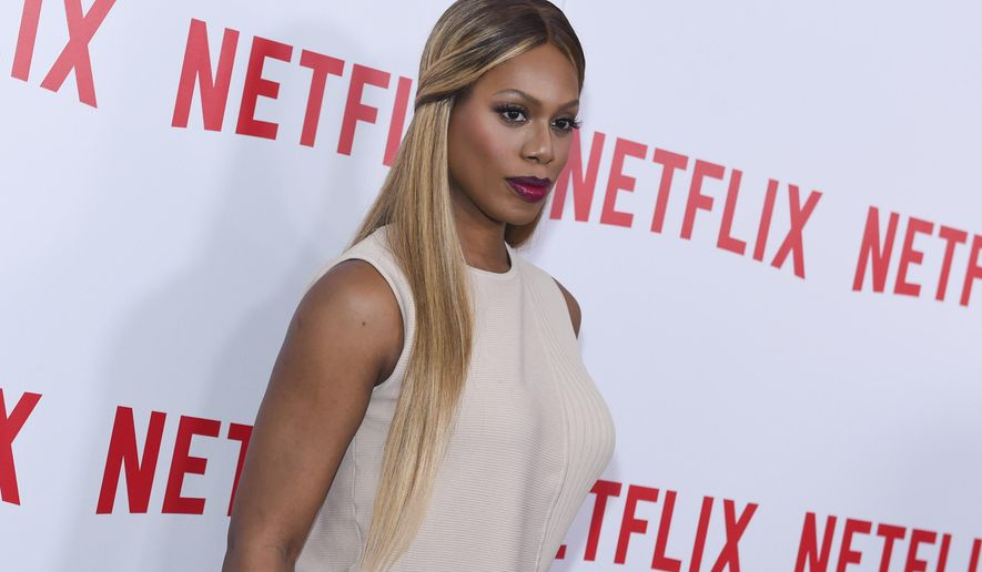 "FILE - In this Aug. 11, 2015 file photo, actress Laverne Cox attends the ""Orange Is the New Black"" FYC Screening at DGA Theater in New York.   A hacker claims to have stolen the upcoming season of Netflix's hit series ""Orange Is The New Black,"" and is demanding that the video streaming service pay an unspecified ransom to prevent all the new episodes from being prematurely released online.  New episodes of ""Orange"" are scheduled for official release on June 9, 2017. (Photo by Scott Roth/Invision/AP)"