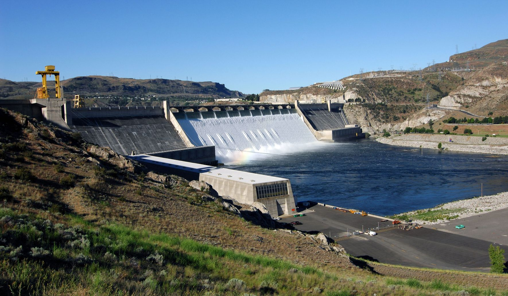 U S  hydropower: Room to grow in renewable energy production