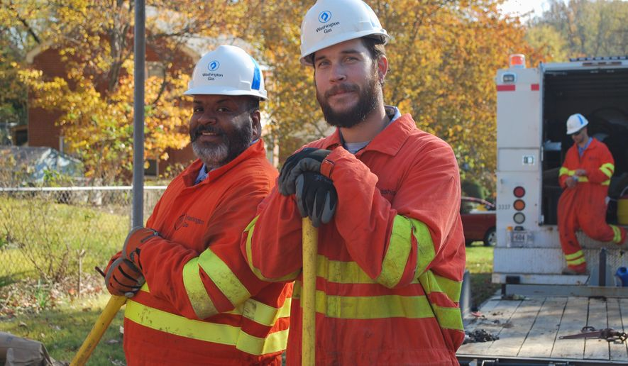 Washington Gas and its employees have served the Greater Washington area with pride and dedication for nearly 170 years.