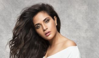 Bollywood actress Richa Chadha is best known for her role as a tough-talking gun moll in Gangs of Wasseypur. (Image: Courtesy of Hardly Anonymous Communications)