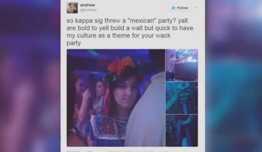 Students at Baylor University in Waco, Texas are calling for action against its Kappa Sigma chapter for holding a culturally insensitive party over the weekend. (KXXV)