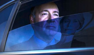"""The fifth season of """"House of Cards"""" return to Netflix on May 30. (Netflix image)"""