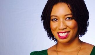Conservative writer and radio host Stacy Washington has lost her column at the St. Louis Post-Dispatch because of a conflict of interest surrounding her involvement with the National Rifle Association. (Twitter/@StacyOnTheRight)