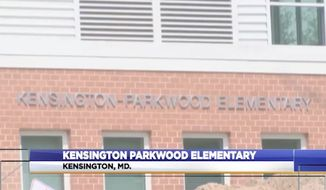 "Kensington Parkwood Elementary School Principal Barbara Liess, who came under fire for creating a ""smash space"" for faculty members to unload their frustrations by demolishing pieces of furniture, has announced her resignation. (WHAG-TV)"