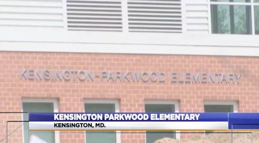 """Kensington Parkwood Elementary School Principal Barbara Liess, who came under fire for creating a """"smash space"""" for faculty members to unload their frustrations by demolishing pieces of furniture, has announced her resignation. (WHAG-TV)"""