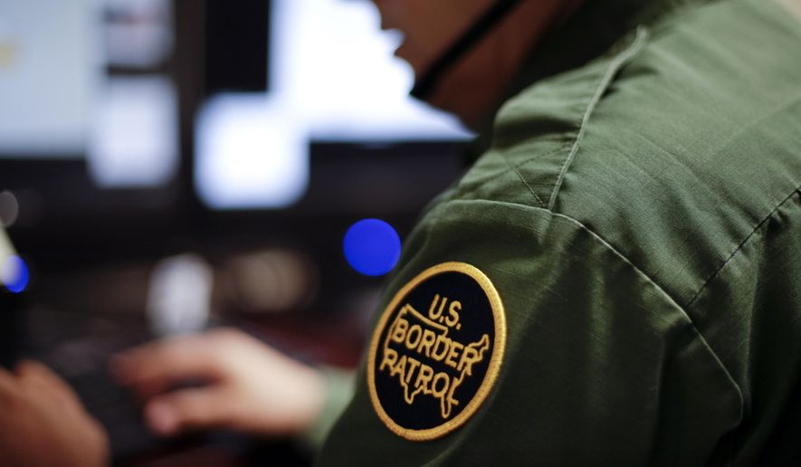 Federal officers have to check as many as 27 in-house systems, in addition to state databases, to try to guess whether someone has left. Even then, they can make catastrophic mistakes. (Associated Press/File)