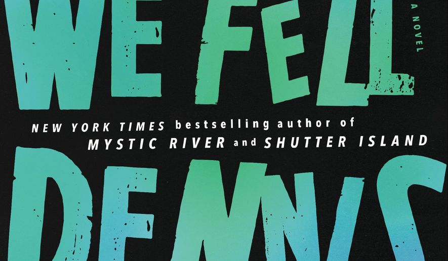 """This cover image released by Ecco shows """"Since We Fell,"""" a novel by Dennis Lehane. (Ecco via AP)"""