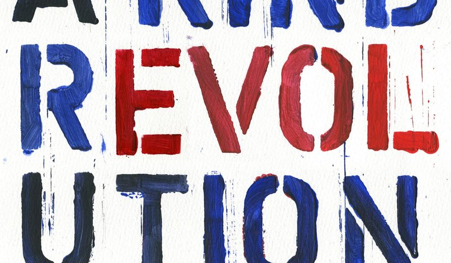 """This image released by Warner Bros. Records shows """"Revolution,"""" the latest release by Paul Weller. (Warner Bros. Records via AP)"""