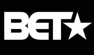 BET network logo, via the network's Facebook page (BET/Facebook).