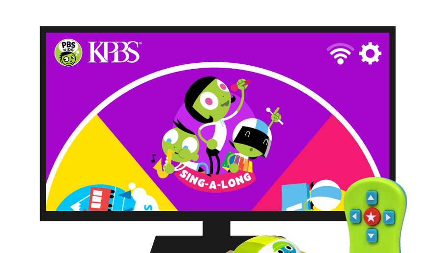 PBS Kids unveils new HDMI stick stocked with ad-free programming ...