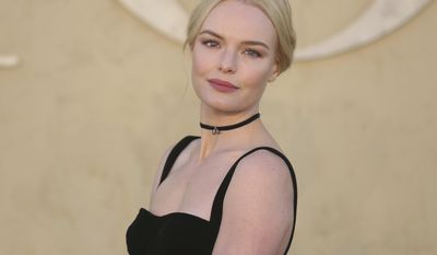 Kate Bosworth arrives at the Dior Cruise Show at the Upper Las Virgenes Canyon Open Space Preserve on Thursday, May 11, 2017, in Calabasas, Calif. (Photo by Willy Sanjuan/Invision/AP)