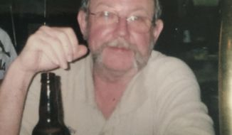 In this undated photo provided by his daughter Christina Thompson, William Floyd is seen. Floyd died in April 2017 when his car was swept away as he tried to drive through water over a gravel road near Salem, Mo. About 61 percent of flood-related deaths in the U.S., since 2011 have involved people in vehicles. (Courtesy of Christina Thompson via AP)
