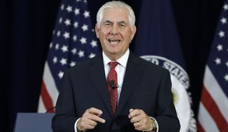 Secretary of State Rex W. Tillerson on Monday approved the Protecting Life in Global Health Assistance plan, which broadens the scope of the Mexico City Policy. (Associated Press/File)