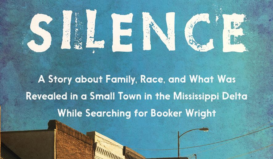 """This cover image released by Simon and Schuster/Atria Books shows,""""The Song and the Silence: A Story About Family, Race, and What Was Revealed in a Small Town in the Mississippi Delta,"""" by Yvette Johnson. (Simon and Schuster/Atria Books via AP)"""