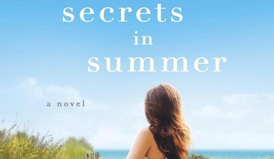 """This cover image released by Ballantine Books shows """"Secrets in Summer,"""" a novel by Nancy Thayer. (Ballantine Books via AP)"""