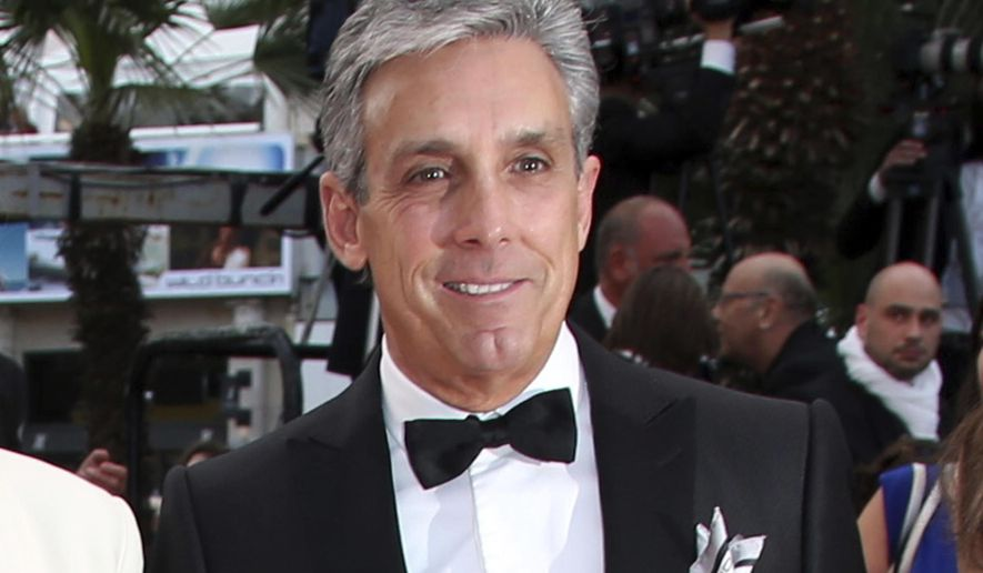 """FILE - In this May 12, 2016 file photo, Cohen Media Group founder Charles S. Cohen appears at the screening of the film """"Money Monster"""" at the 69th international film festival, Cannes, southern France. Cohen Media will take two films to the Cannes Film Festival. (AP Photo/Joel Ryan, File)"""