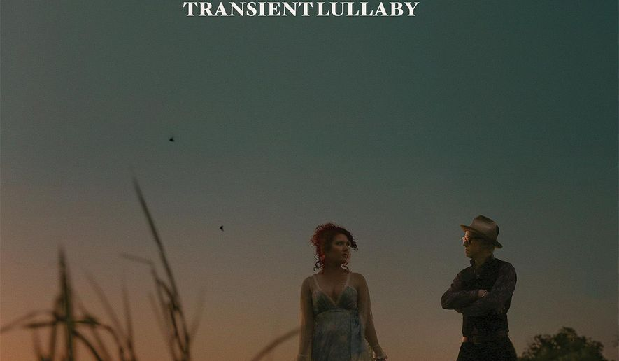 "This cover image released by Red House Records shows ""Transient Lullaby,"" a release by The Mastersons. (Red House Records via AP)"
