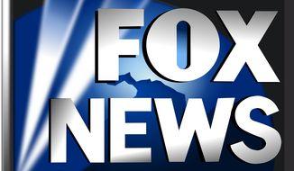 Fox News Channel logo. (Fox News) ** FILE **