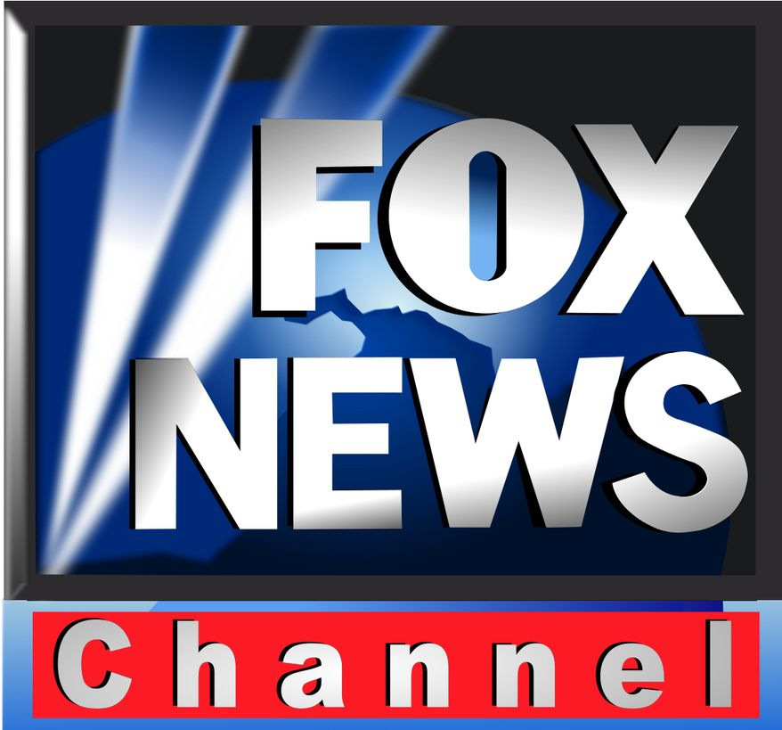 Fox News Channel logo. (Fox News) ** FILE **