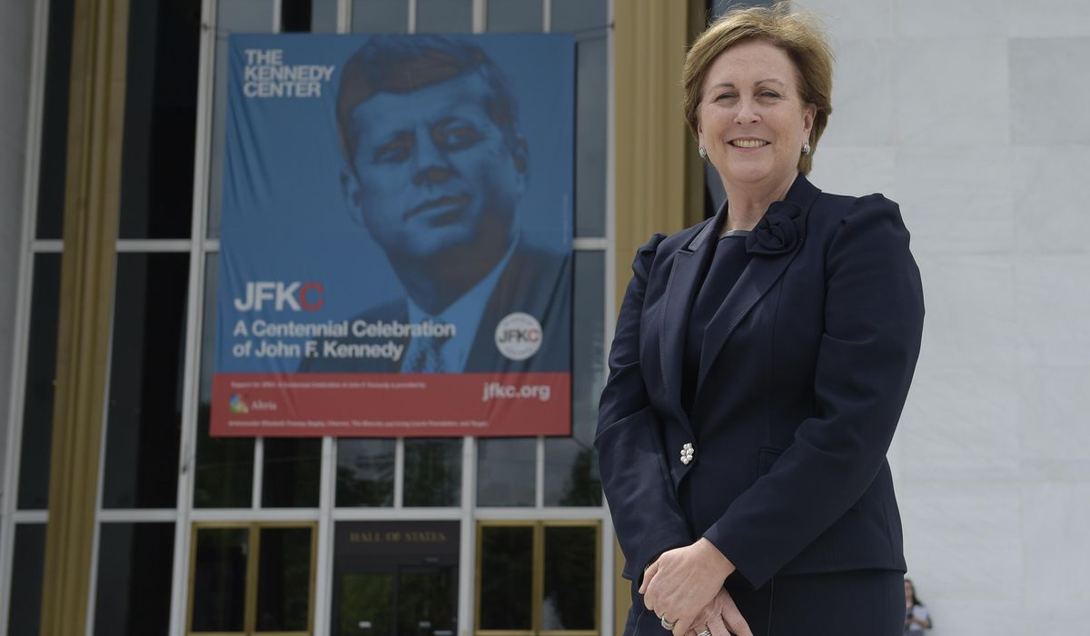 Fire Kennedy Center chief who sacked the National Symphony after getting $25M in virus relief