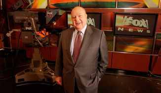 imperfect: Former Fox News CEO Roger Ailes died Thursday at his home in Florida from complications of bleeding in the brain after a fall. (Associated Press)