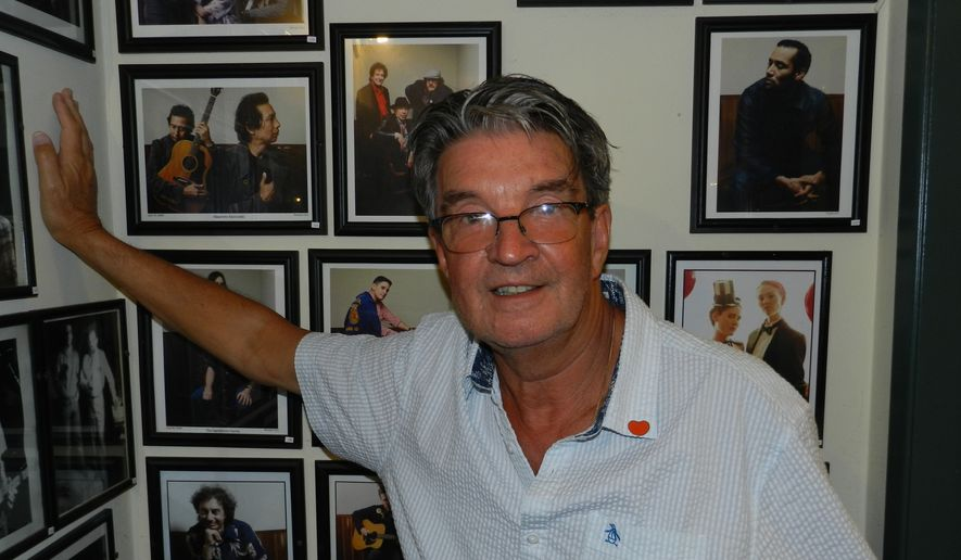 Terry Sylvester  (Dave Kapp)
