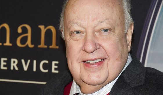 "n this Feb. 9, 2015, file photo, Roger Ailes attends a special screening of ""Kingsman: The Secret Service"" in New York.  Fox News said on Thursday, May 18, 2017, that Ailes has died. He was 77. (Photo by Charles Sykes/Invision/AP, File)"