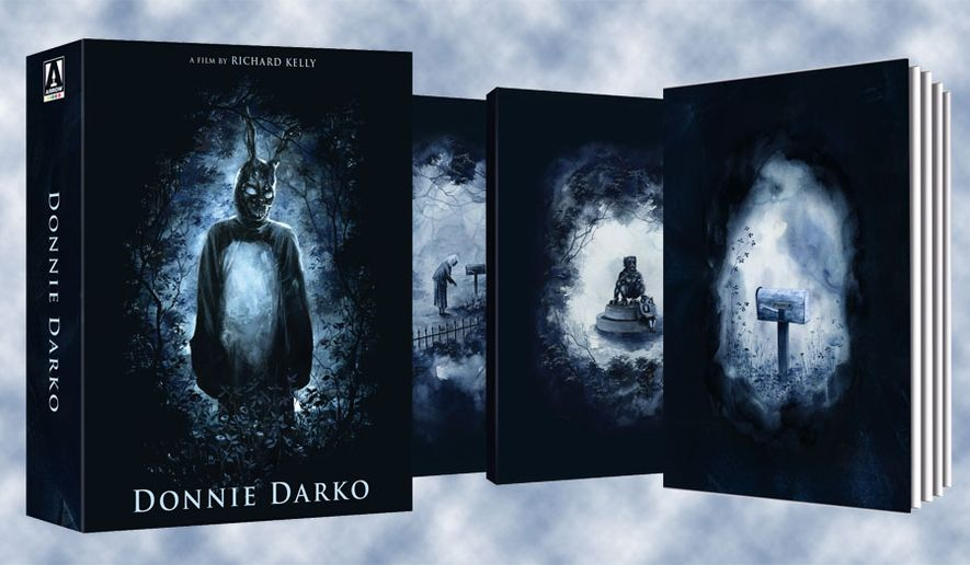 blu ray review donnie darko limited edition washington times donnie darko limited edition is now available on blu ray from arrow video