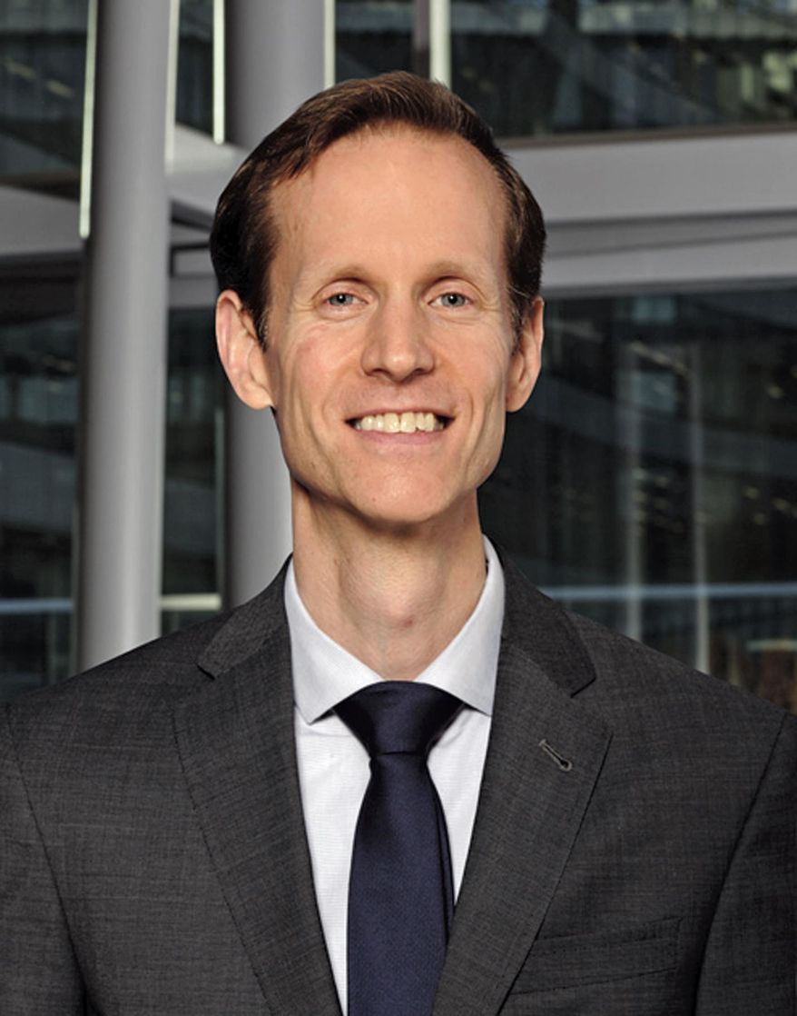 This undated photo provided by the Toronto Raptors shows Jeff Weltman. Weltman is the new president of basketball operations for the Orlando Magic, who have failed to reach the playoffs for five consecutive seasons. Magic president Alex Martins announced the hire on Tuesday, May 23, 2017. (Ron Turenne/Toronto Raptors via AP)