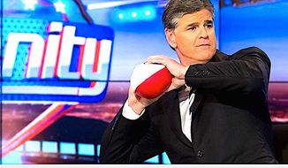 Some observers believe there is a strategic war brewing against Fox News Channel, directed at prime time hosts such as Sean Hannity. (Sean Hannity)