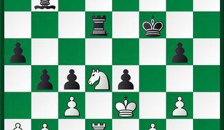 Tartakower-Golombek after 40...Rd6.
