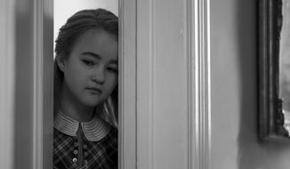 """This image released by Amazon Studios shows Millicent Simmons in a scene from """"WonderStruck,"""" which was featured at the Cannes Film Festival. (Mary Cybulski/Amazon Studios via AP)"""