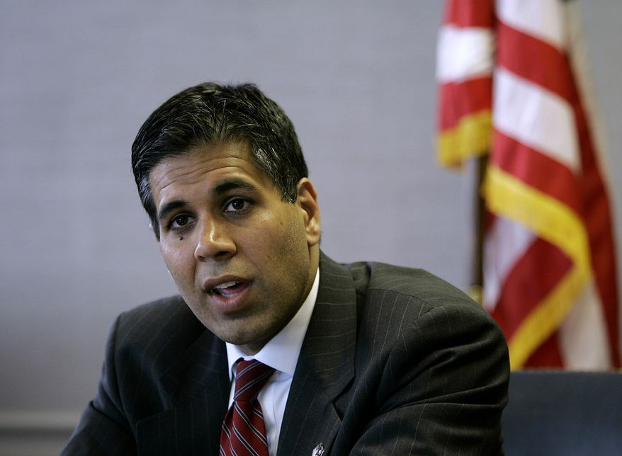 Amul Thapar, whom President Trump nominated for the 6th U.S. Circuit Court of Appeals, became just the second South Asian Pacific American to reach the appellate level after a failed filibuster attempt and opposition by Democrats. (Associated Press)
