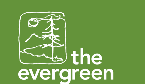 Logo for The Evergreen State College in Olympia, Washington. (Evergreen State College/Facebook)