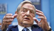 In this Sept. 24, 2011, file photo, George Soros speaks during a forum at the IMF/World Bank annual meetings in Washington. (AP Photo/Manuel Balce Ceneta, File)