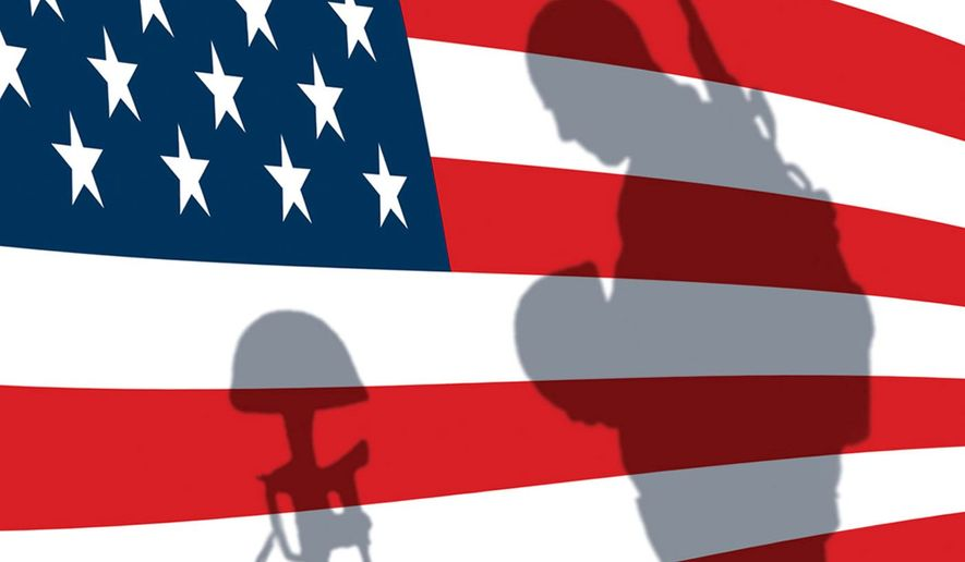 Illustration on Memorial Day by M. Ryder/Tribune Content Agency