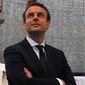 France's President Emmanuel Macron. (Associated Press) ** FILE **