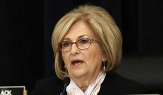 House Budget Committee Chairwoman Diane Black, Tennessee Republican, said she sees a path to writing a 2018 spending plan but added that it will take more time. (Associated Press/File)