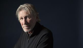 In this Nov. 5, 2015 file photo, music legend Roger Waters poses for a portrait in New York. (Photo by Victoria Will/Invision/AP, File)
